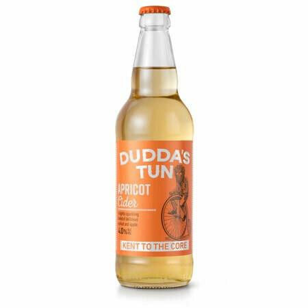 Dudda's Tun Apricot Cider