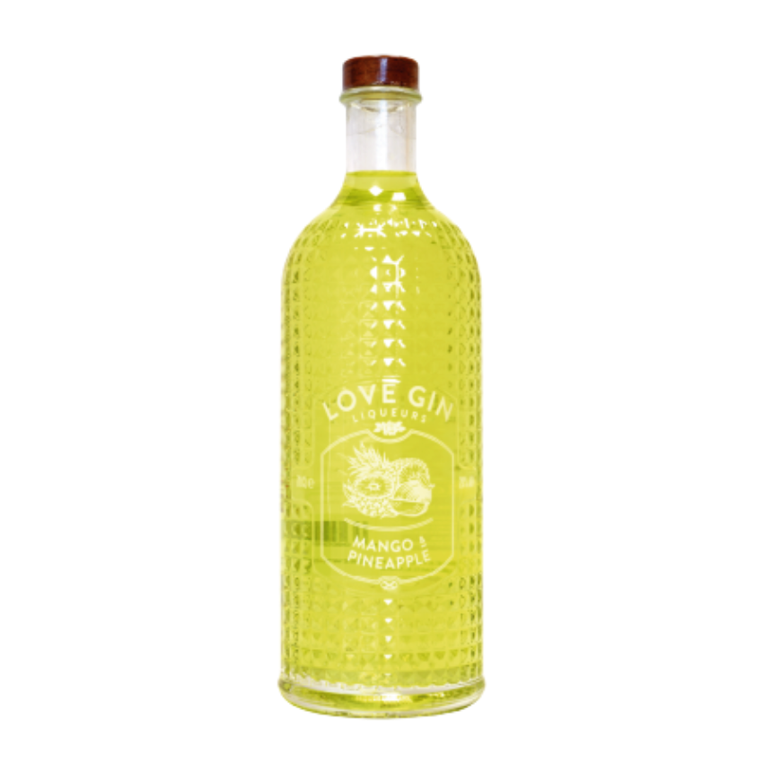 Eden Mill Love Gin Mango & Pineapple Liqueur 700ml