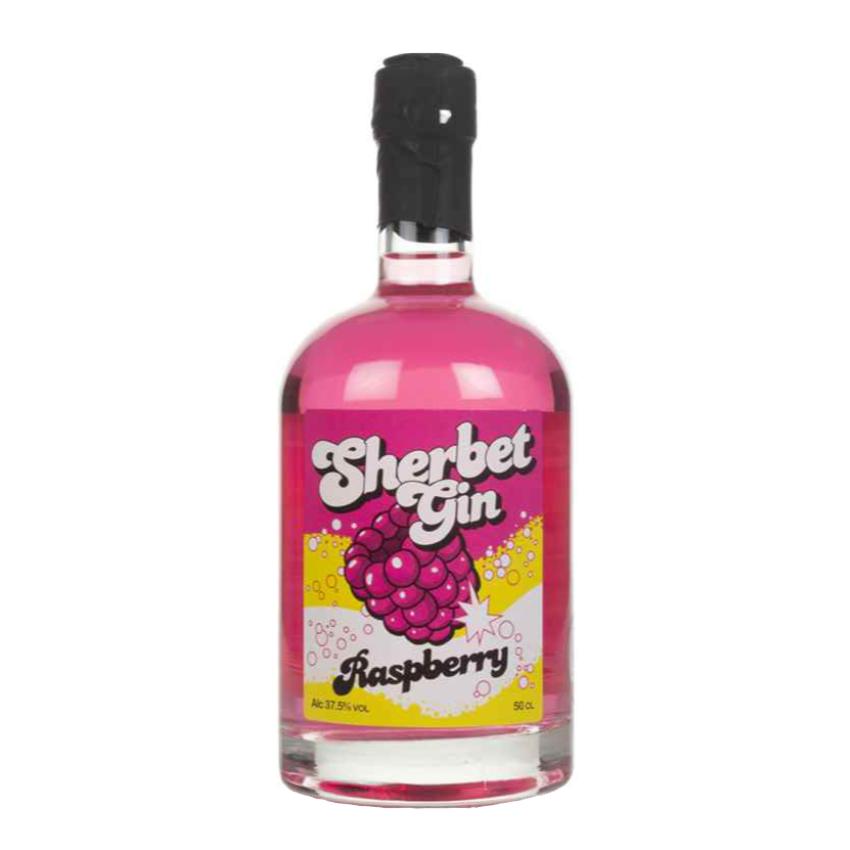 Raspberry Sherbet Gin