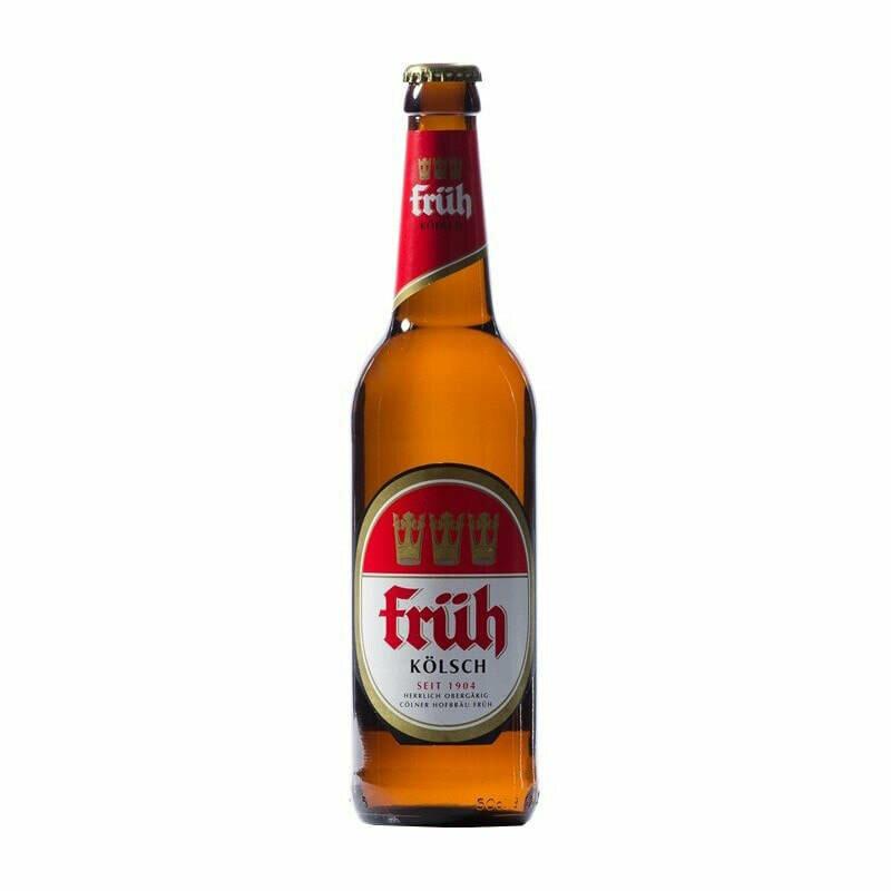 Fruh Kolsch Bottle