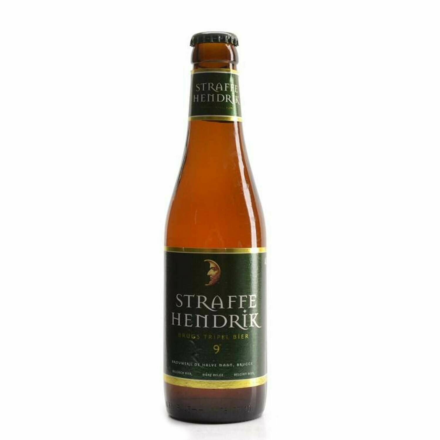 Straffe Hendrik 9 Tripel 330ml
