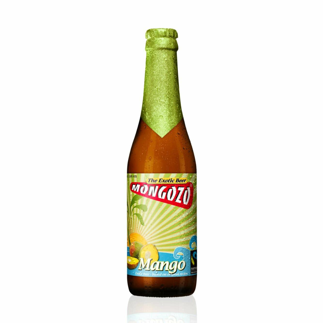 Mongozo Mango Fruit Beer