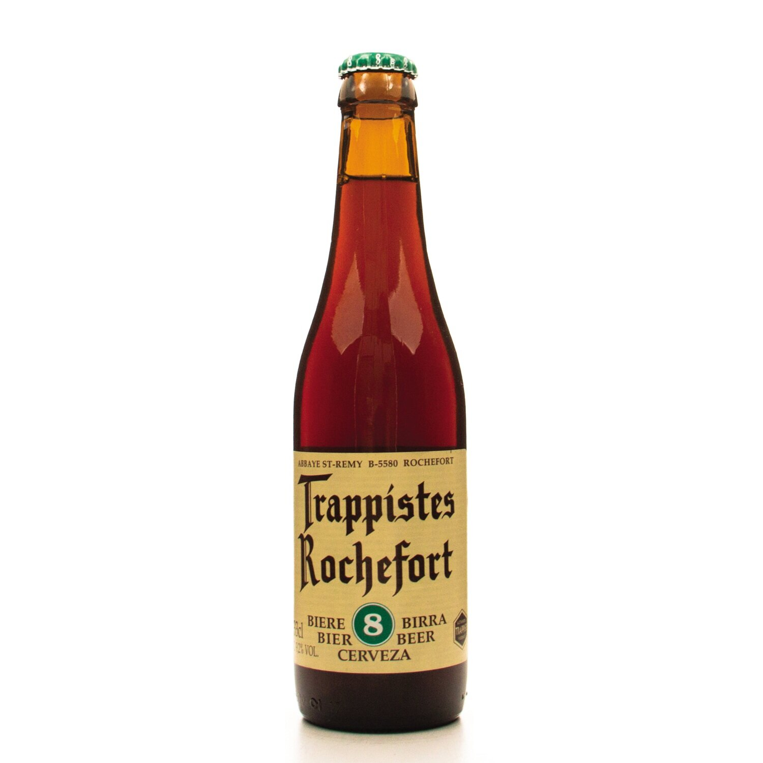 Trappistes Rochefort 8 Strong Dark Ale