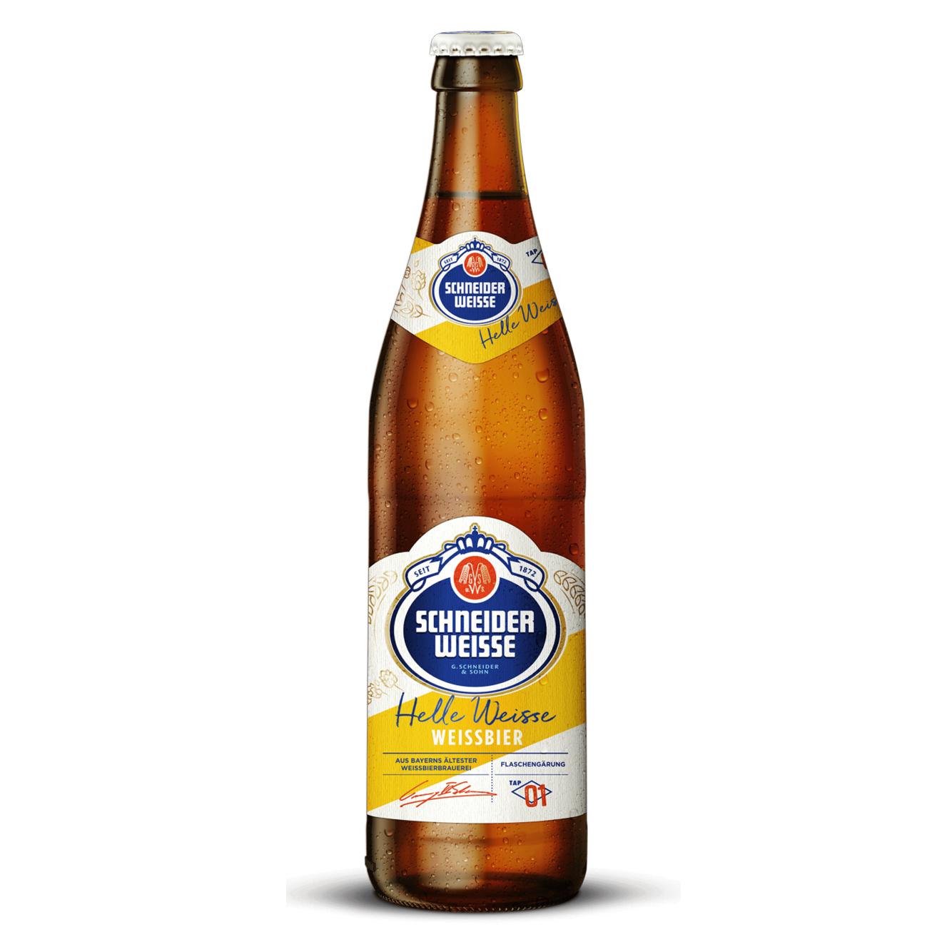 Schneider Weisse Helle Weisse TAP1