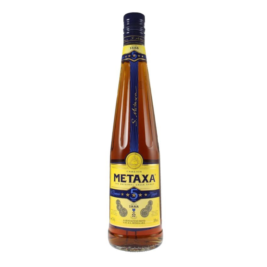 Metaxa 5 Star