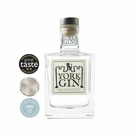York Gin London Dry 200ml