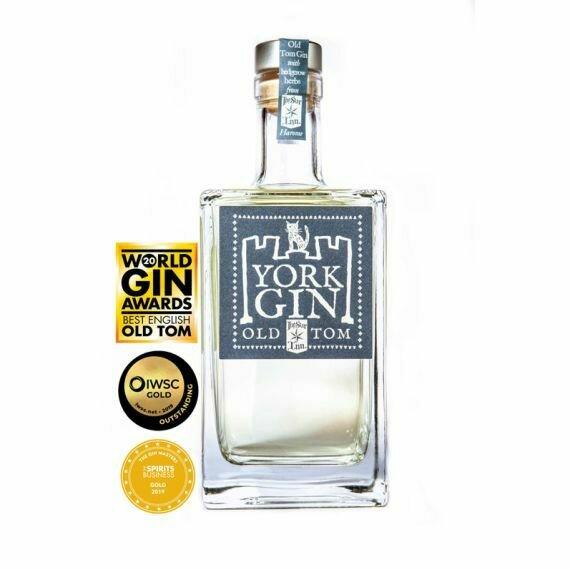 York Gin Old Tom 200ml