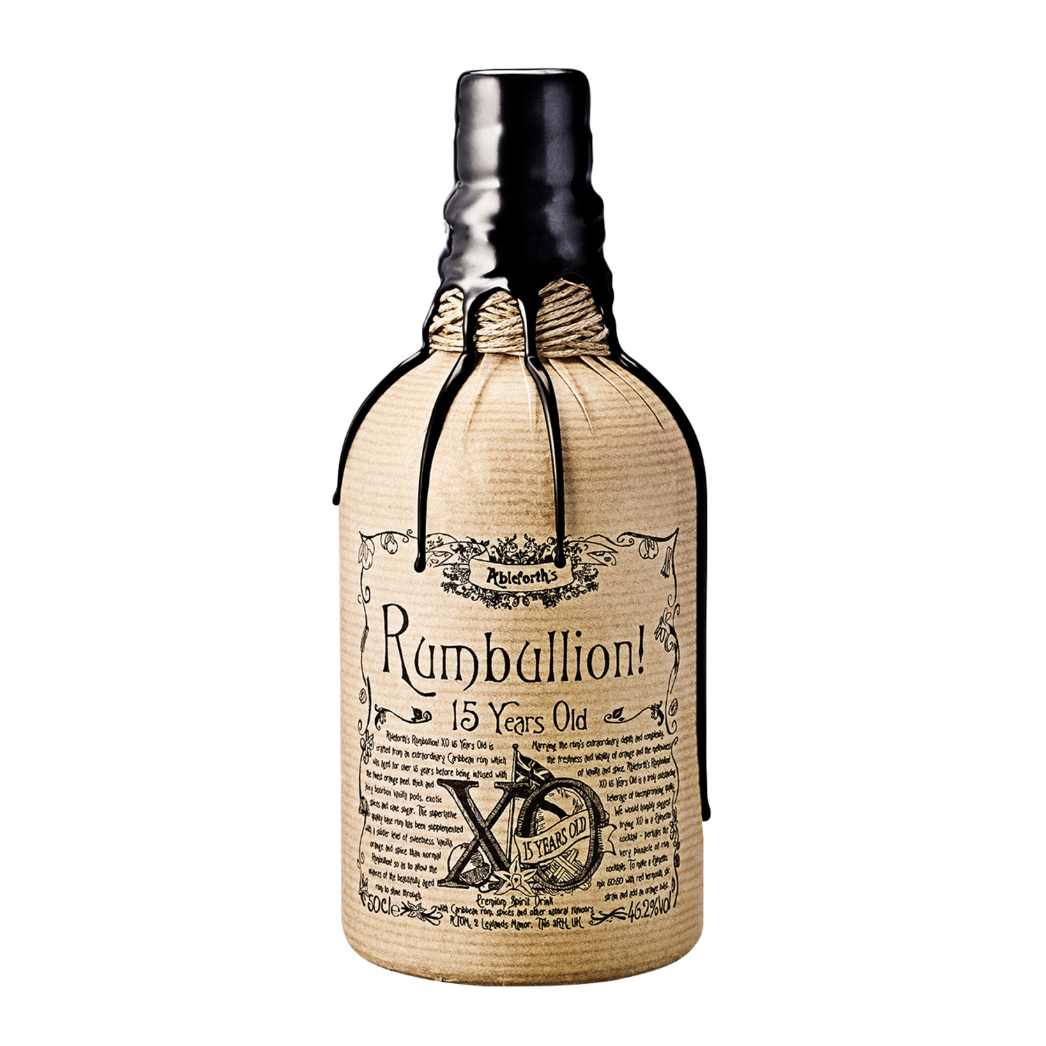Rumbullion XO 15yr Old Rum
