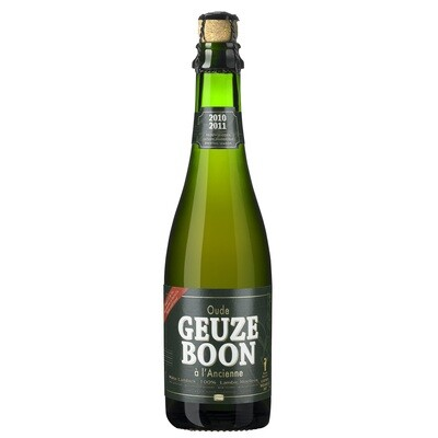 Boon Oude Geuze Lambic 375ml