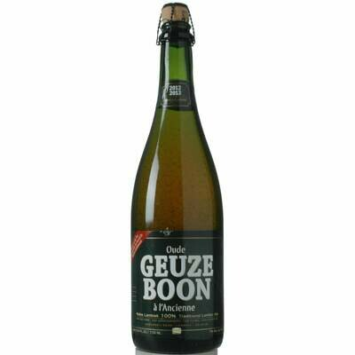 Boon Oude Geuze Lambic LARGE 750ml