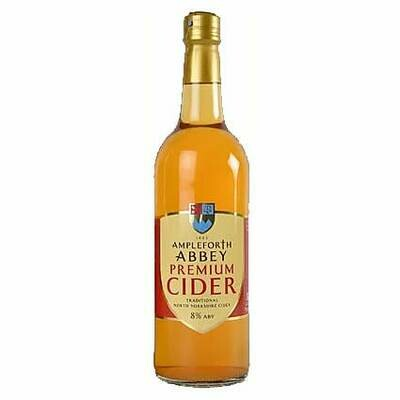 Ampleforth Abbey Premium Cider LARGE 750ml