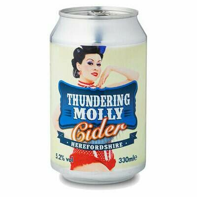 Celtic Marches Thundering Molly 330ml Can