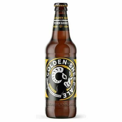 Black Sheep Golden Sheep Ale