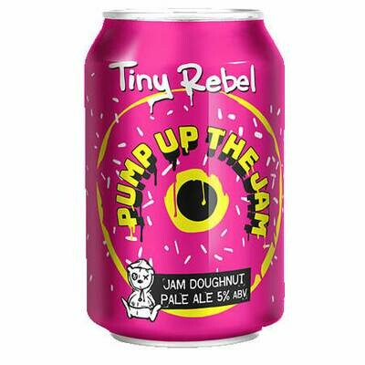 Tiny Rebel Pump Up The Jam Pale Ale