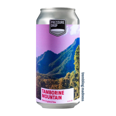 Pressure Drop Tamborine Mountain Pale Ale