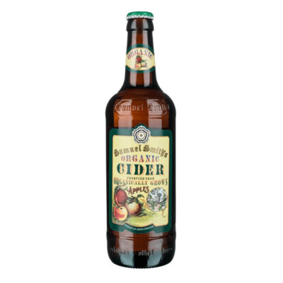 Sam Smith Organic Cider