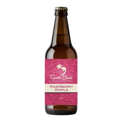 Snailsbank Raspberry Ripple Sparkling Cider