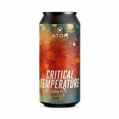 Atom Critical Temperature Porter