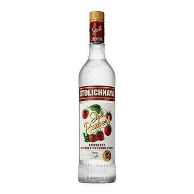Stolichnaya Raspberry Vodka