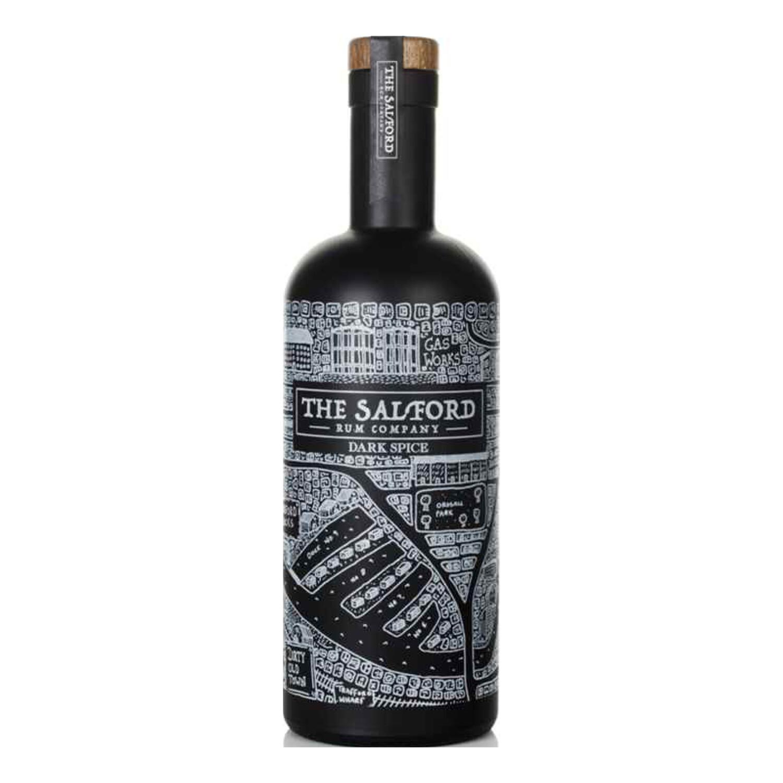 The Salford Dark Spiced Rum