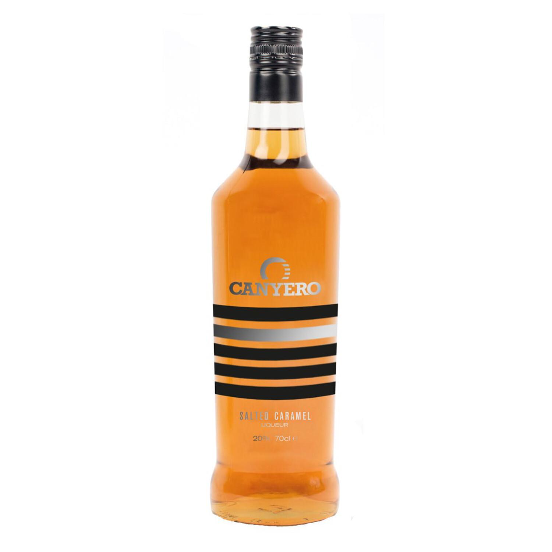 Canyero Salted Caramel Rum Liqueur