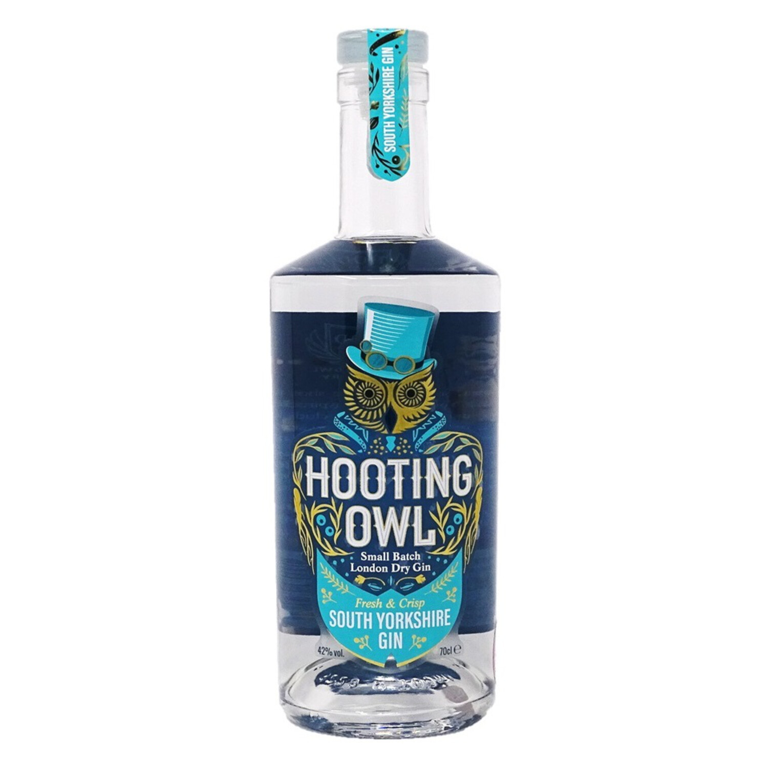 Hooting Owl South Yorkshire Gin