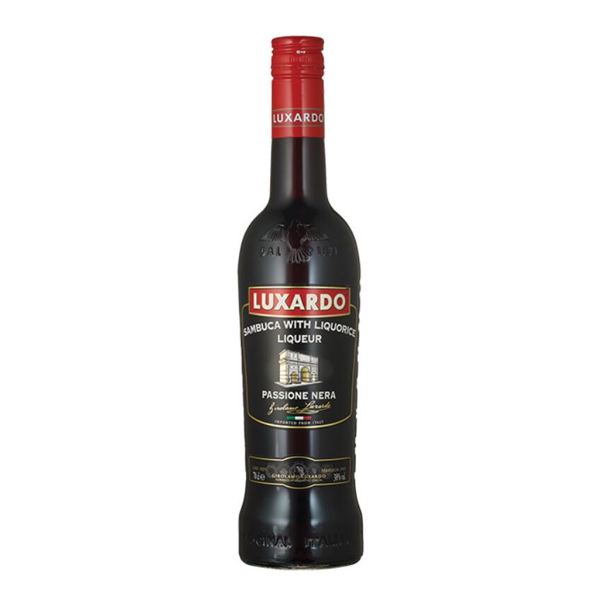 Luxardo Passionne Nera Black Sambuca