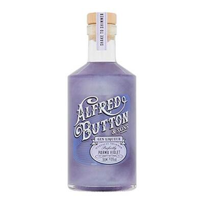 Alfred Button Parma Violet Gin Liqueur