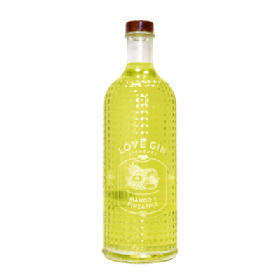 Eden Mill Love Gin Mango & Pineapple Liqueur 500ml