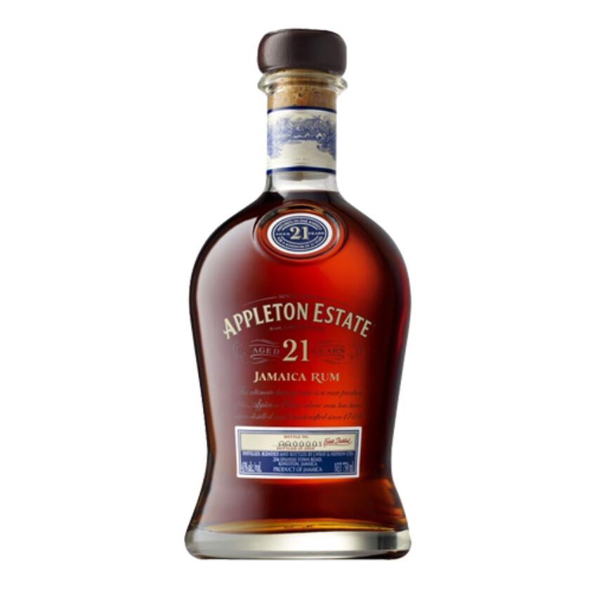 Appleton Estate 21yr Old Rum