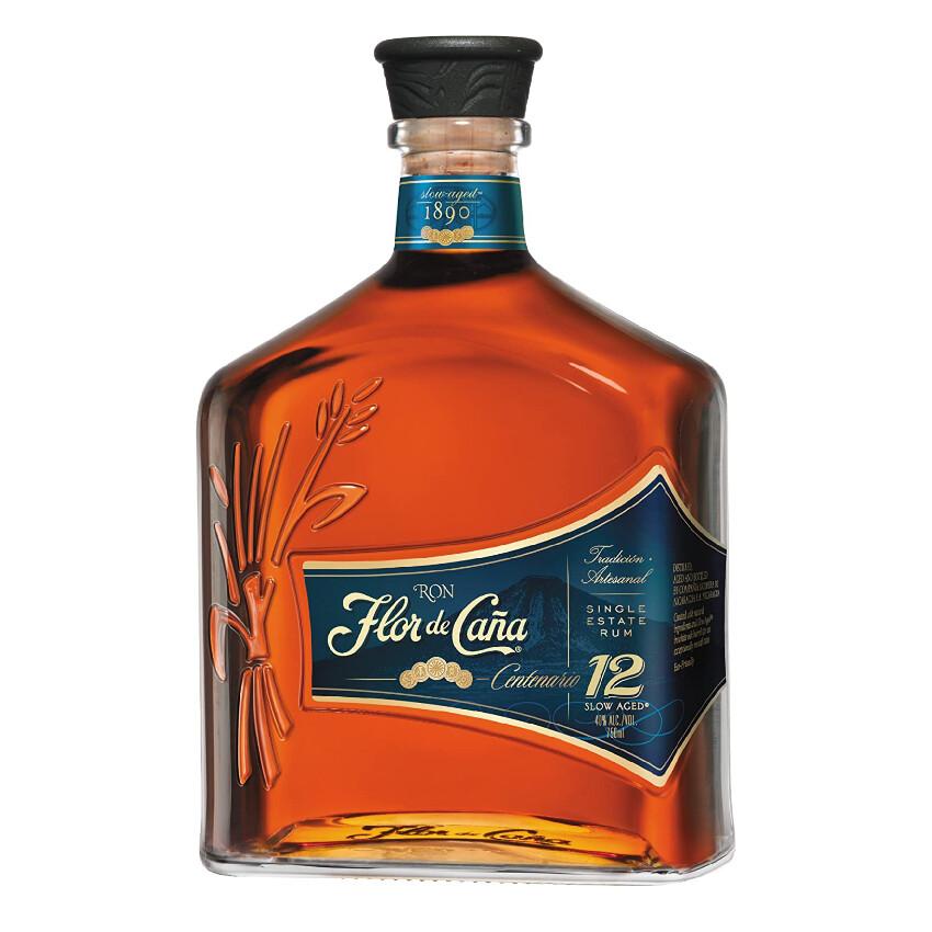 Flor de Cana 12yr Old Rum