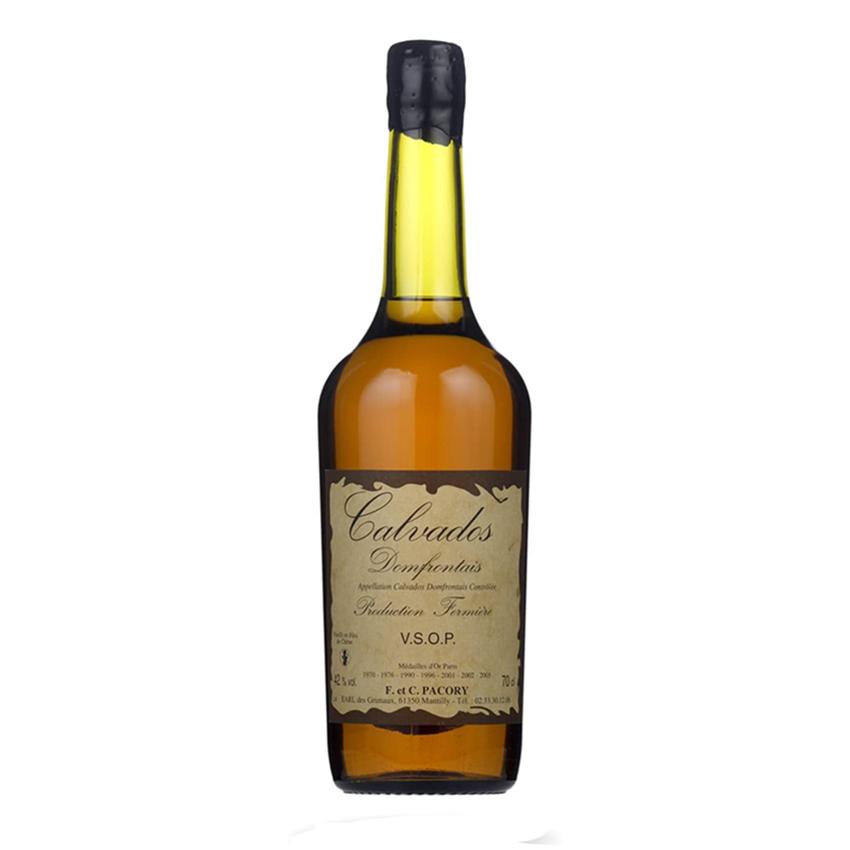 Pacory Domfrontais VSOP Calvados