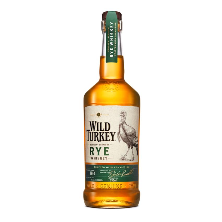 Wild Turkey Straight Rye Whisky