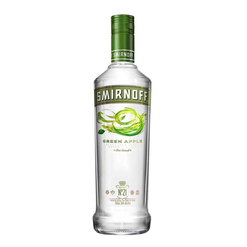 Smirnoff Green Apple Vodka