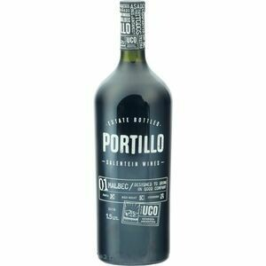 Portillo Malbec, Uco Valley, Mendoza, 150cl