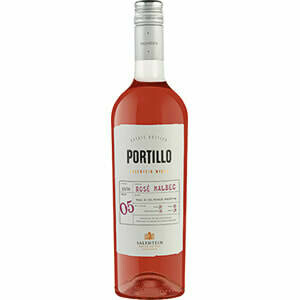 Portillo Malbec Rosé, Uco Valley, Mendoza