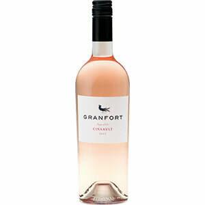 Granfort Rosé de Cinsault, Pays d'Oc