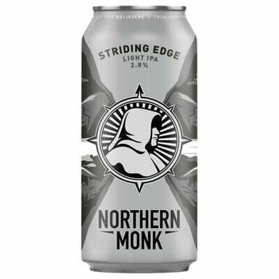 Northern Monk Striding Edge Light IPA