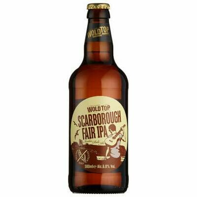 Wold Top Scarborough Fair Gluten Free IPA