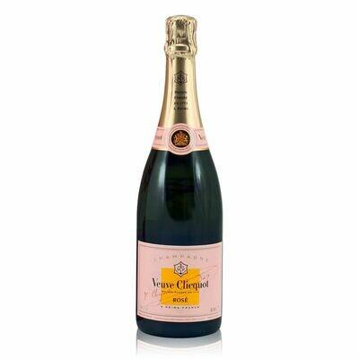 Veuve Clicquot Rose NV Champagne