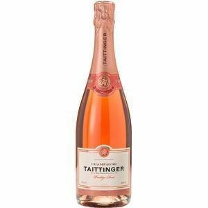 Taittinger Prestige Brut Rosé Champagne
