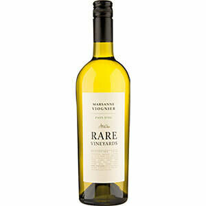 Rare Vineyards Marsanne-Viognier, Pays d'Oc, 75cl