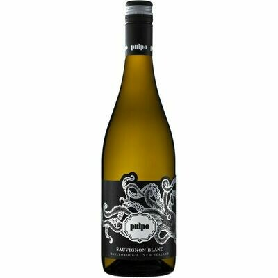 Pulpo Sauvignon Blanc, Marlborough