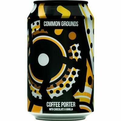 Magic Rock Common Grounds Coffee Porter