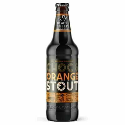 Black Sheep Chocolate Orange Stout