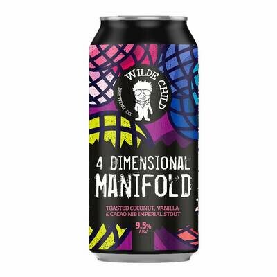 Wilde Child 4 Dimensional Manifold Impy Stout