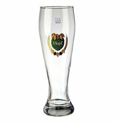 Hopf Beer Glass
