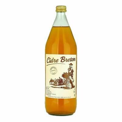 Kerisac Breton Cider 1 Litre