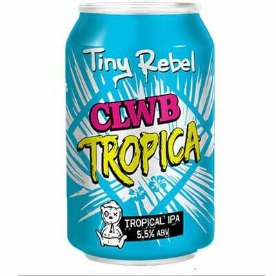 Tiny Rebel CLWB Tropica Tropical IPA