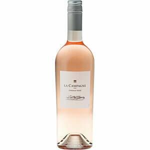 La Campagne Rosé de Cinsault, Pays d'Oc